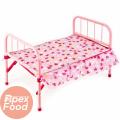Кровать для куклы 40см  1286399