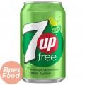 7-up Mojito free ж/б 330мл 1/24