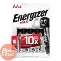 батарейка Energizer AA4 4шт